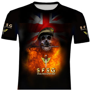 Special Forces Support Group T .Shirt