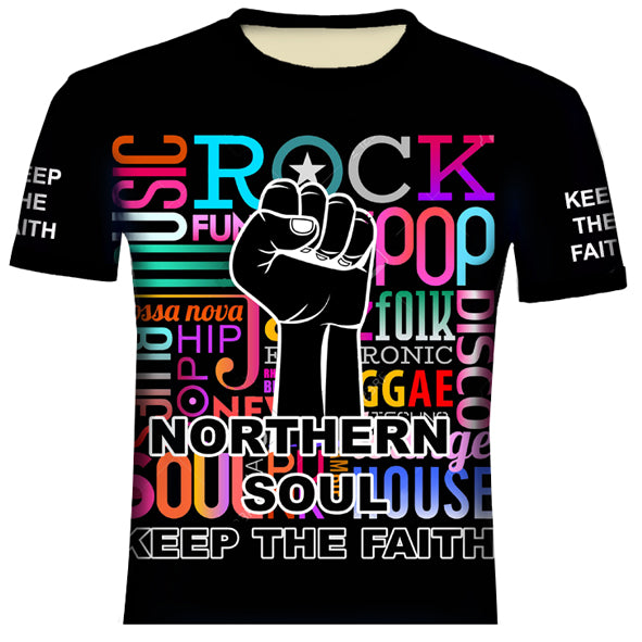NORTHERN SOUL T .Shirt
