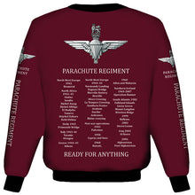 Copy of 2nd  Battalion The Paras  Sweat Shirt