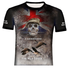 5 COMMANDO PORT  T .Shirt