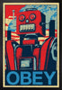 FRAMED ART: OBEY