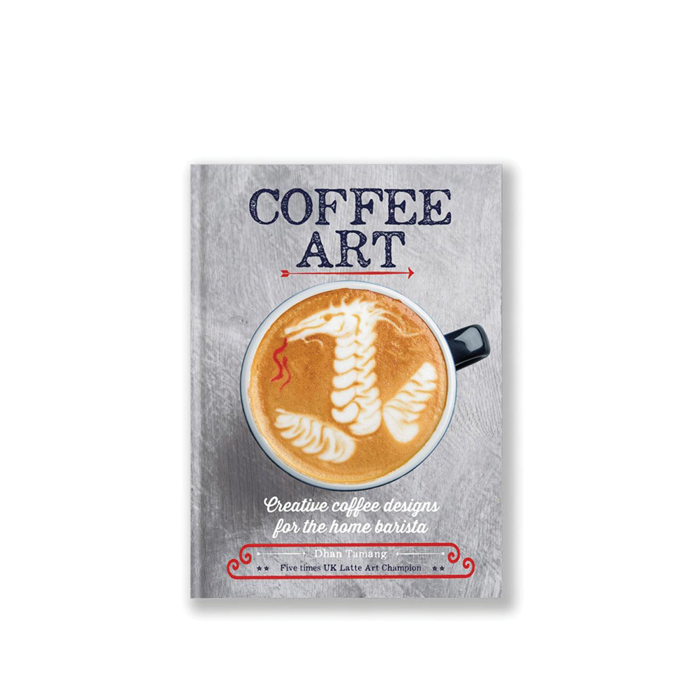 "DHAN TAMANG ""COFFEE ART"" BOOK"