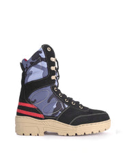 Boots Original CAMOBLACK Crazy Army Color