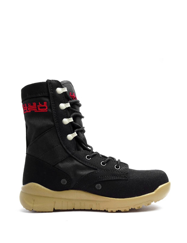 Boots Red Desert Black Sand