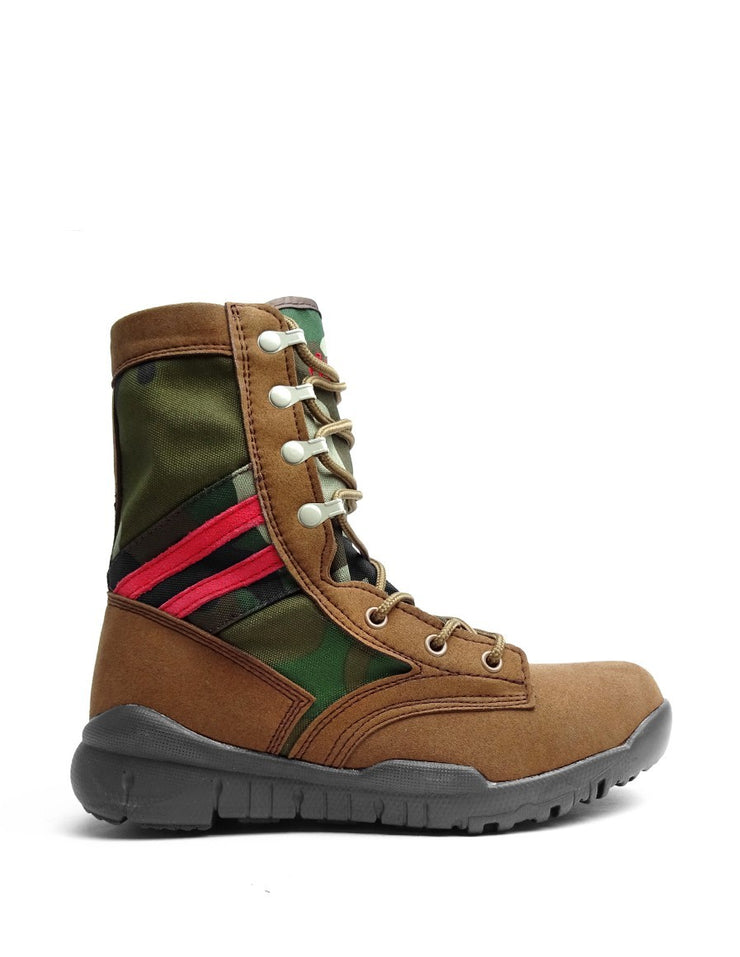 Boots Red Desert Camobootscode Brown