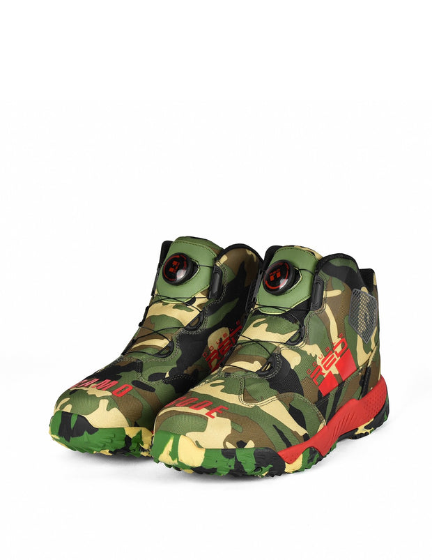 Boots WIRE Camo Code