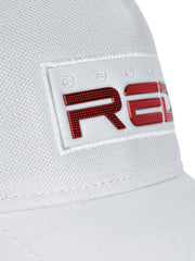 DOUBLE RED EXQUISIT Cap White/Red