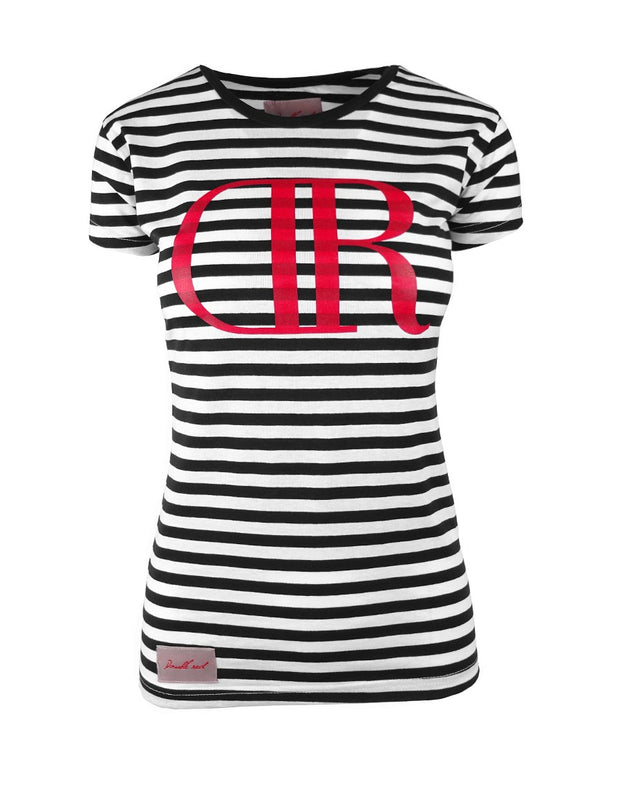 DR W Nautical T-Shirt Big Red Logo
