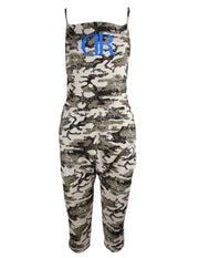 Limited DR W Jumpsuit Sandy Camo