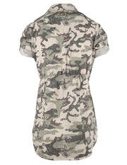Limited DR W Safari Camo Shirt