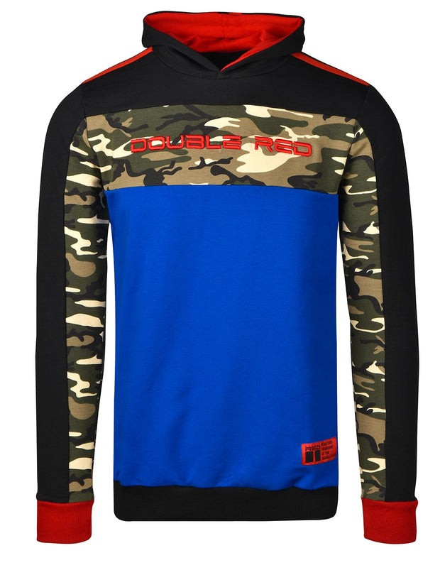 Sweatshirt CAMOCODE Black/Blue