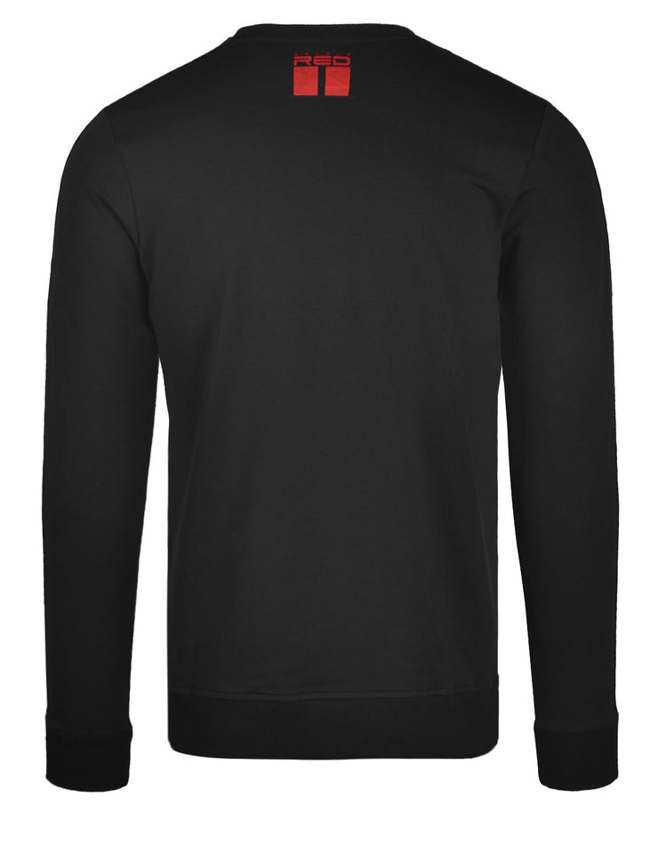 Sweatshirt FABULOUS Black