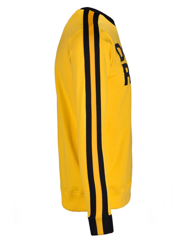 Tracksuit KUNG FU Master Yellow