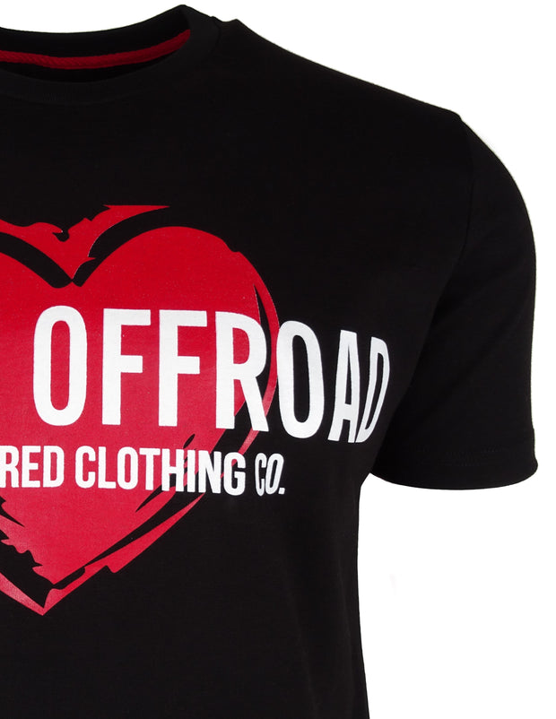 T-Shirt I Love Offroad