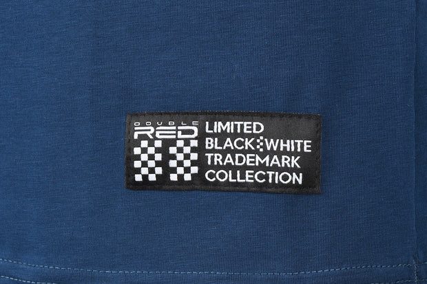 T-Shirt TRADEMARK B&W Edition Dark Blue