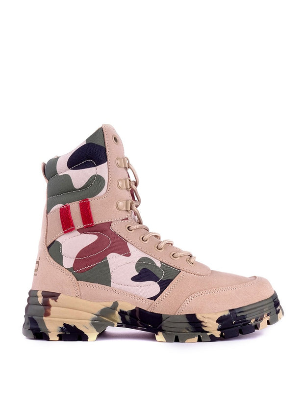 Boots Original Camo Red Desert