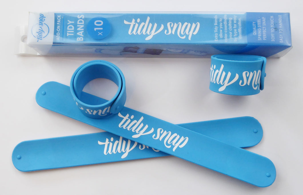 Tidy Snap Medium Bands - 10 Pack