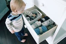Tidy Snap kids clothes organizer