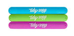 Tidy Snap kids clothes organizer pack bands