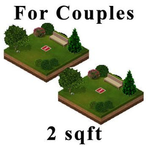 2 sqft Joint Couple Glencoe Basic Highland Title