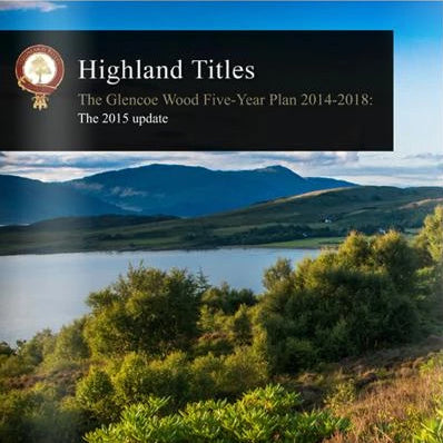 5 Year Plan Brochure Highland Titles