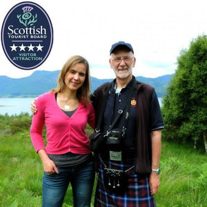 Scottish Highland Title Visitor Attraction