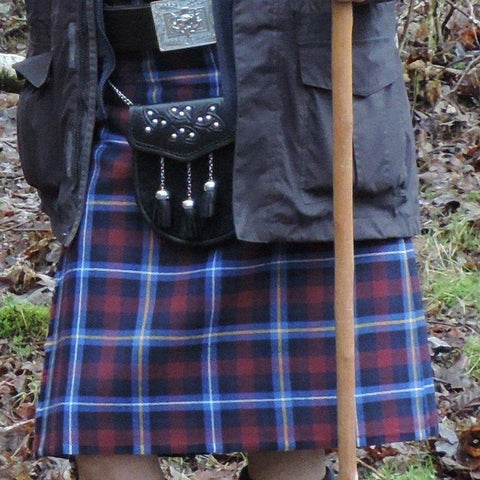 Handmade Authentic Scottish Kilt