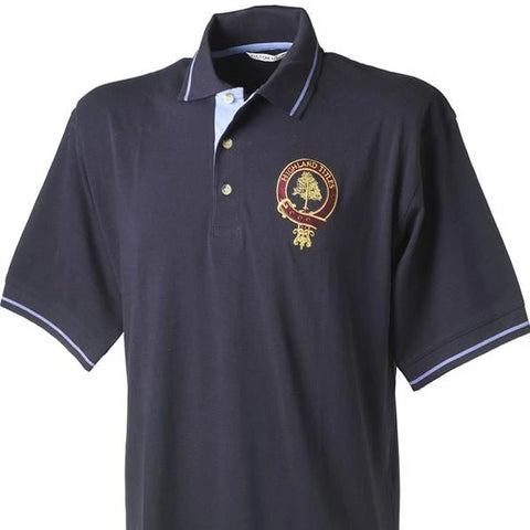 Polo Shirt for Highland Laird, Lord, Lady