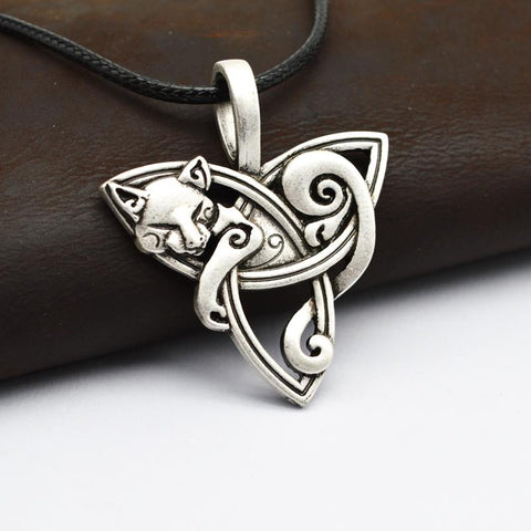 Image of Viking Fox Necklace