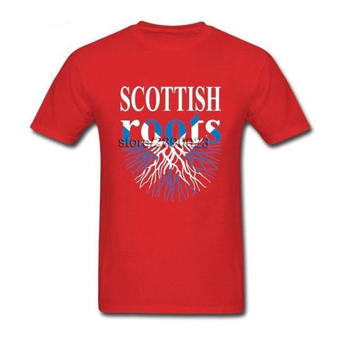 Image of Scottish Roots T-Shirt