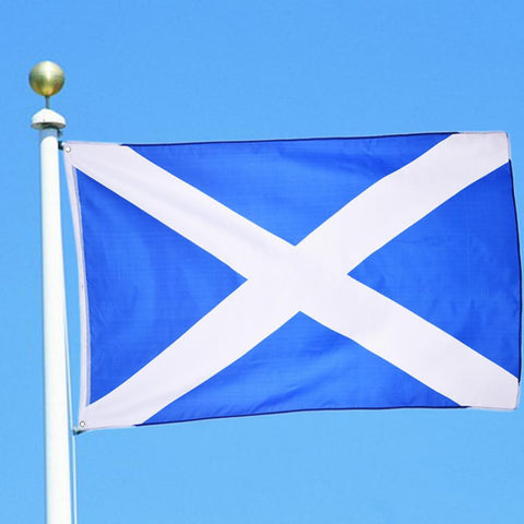Scottish Country Flag 35x59 in