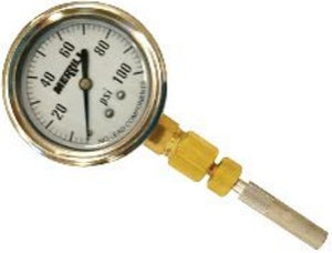 "2.5"" Pressure Gauge (Optional Needle)"