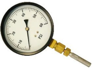 "4"" Pressure Gauge With Needle"