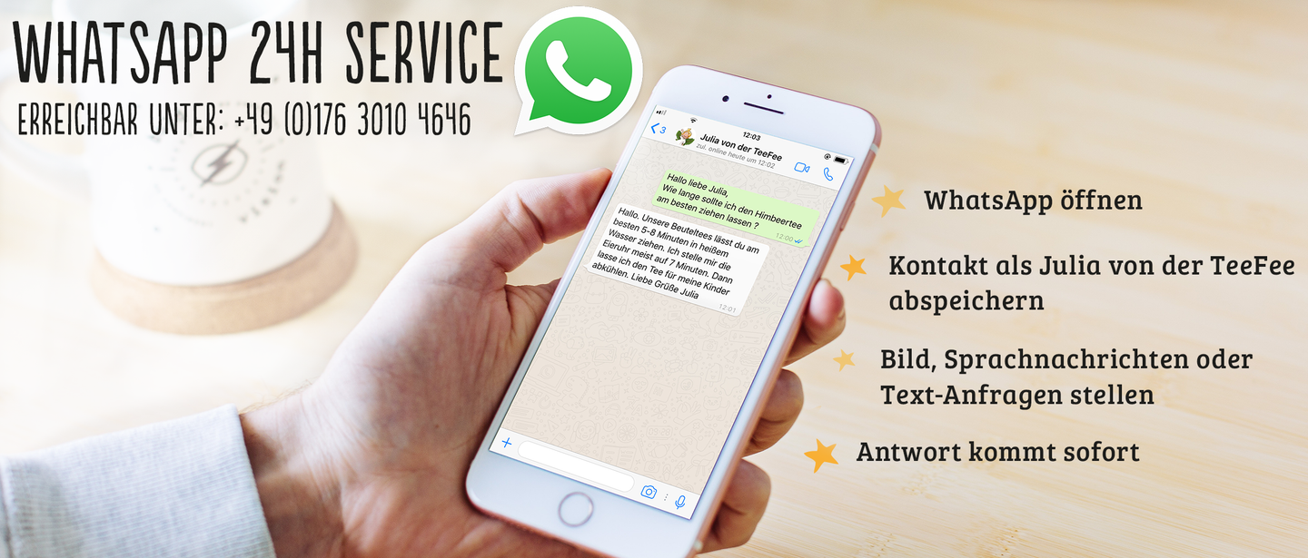 WhatsApp Business 24h Service