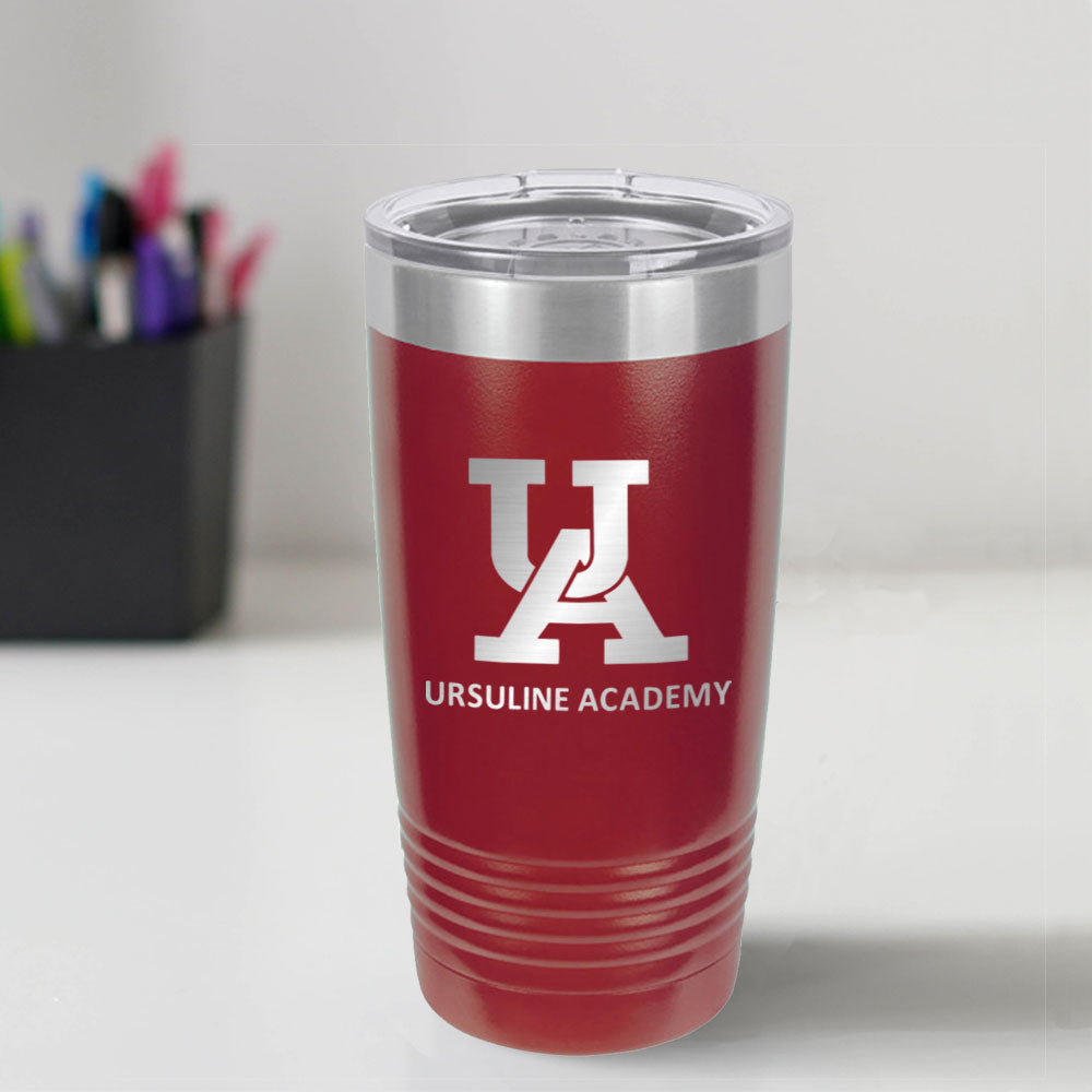 Custom Engraved 20 oz Tumbler
