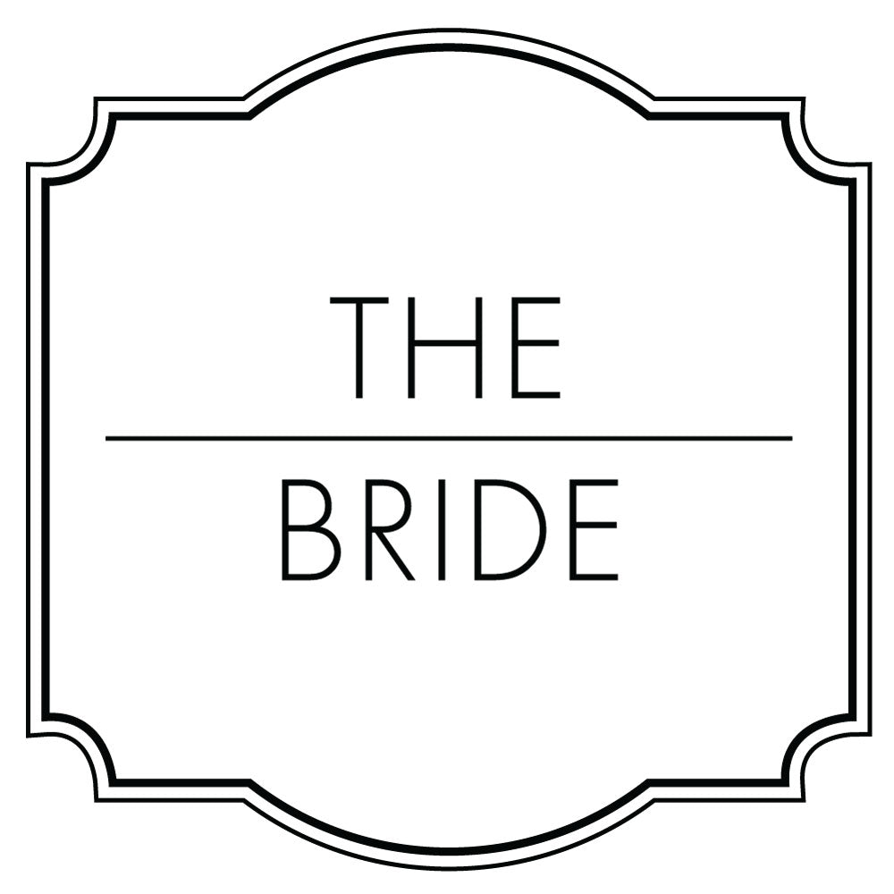 Bridal Bliss Suite The Bride Wedding Mix & Match Designer Stamp