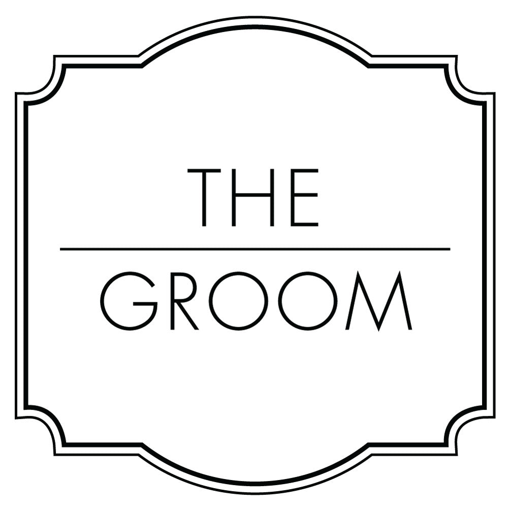 Bridal Bliss Suite The Groom Wedding Mix & Match Designer Stamp