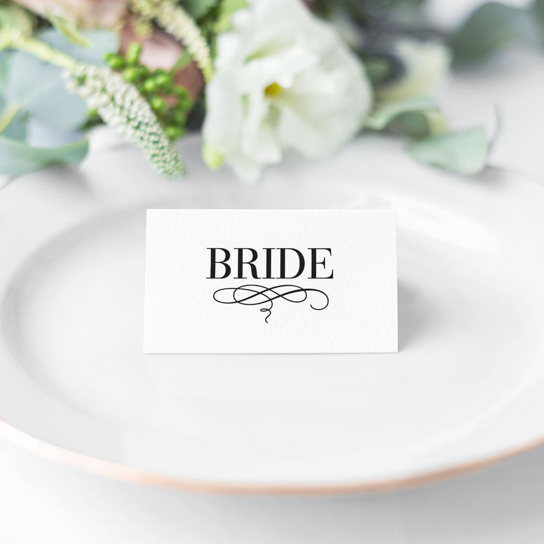 Bridal Luxe Suite Bride Wedding Mix & Match Designer Stamp