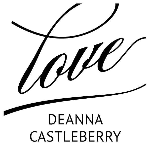 Love Signature Name Custom Designer Stamp