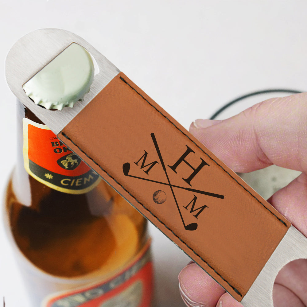 Engraved Large Bottle Opener