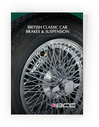 BRITISH CLASSIC CAR BRAKES & SUSPENSION - brochure