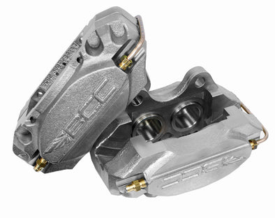 Jaguar XJ6 3.6 (1986-1989) Front Brake Caliper Upgrade Kit