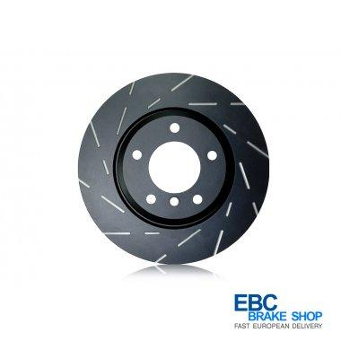 USR207 Brake Disc Upgrade
