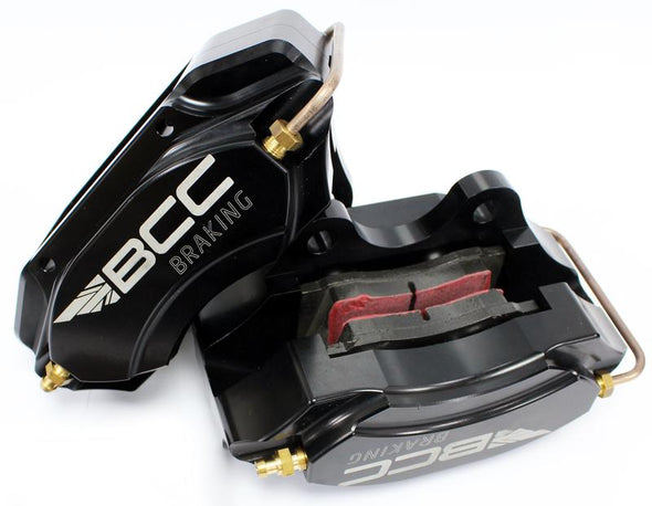 BCC Black Caliper Kit - British Classic Car Parts