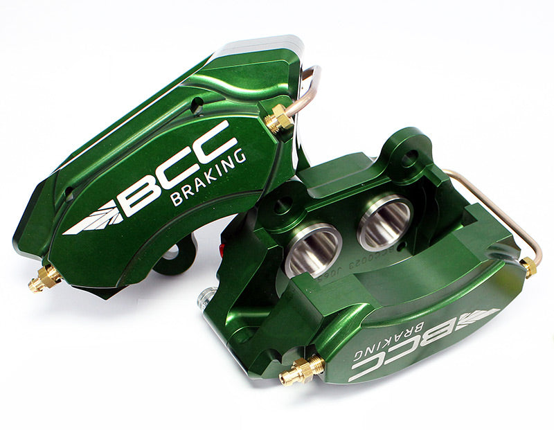 MG B GT Front Brake Caliper Upgrade Kit -