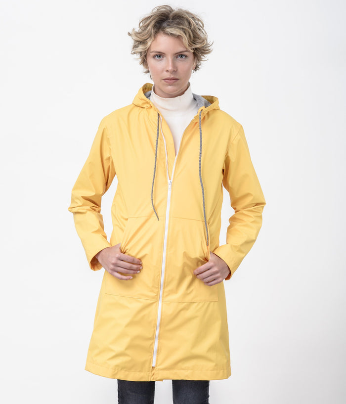 Rain Coat Yellow