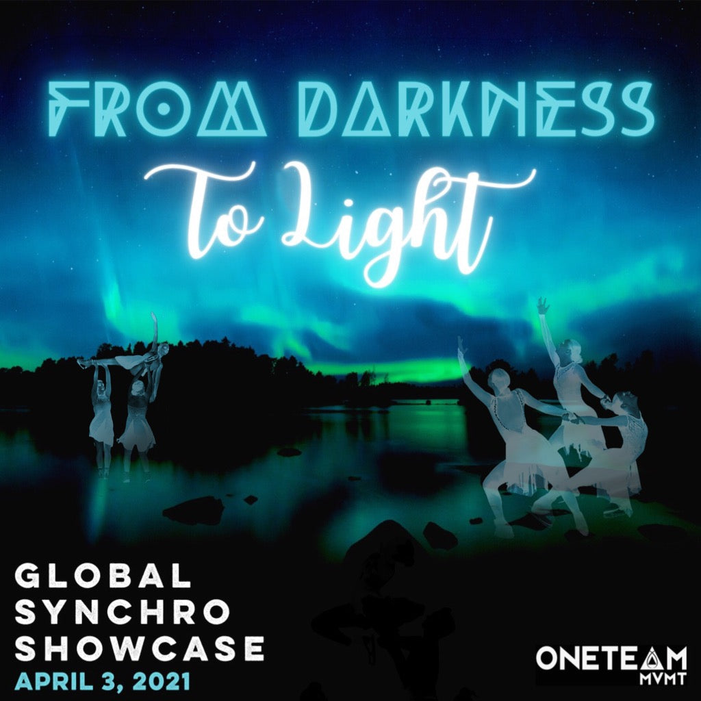From Darkness to Light: Global Synchro Showcase
