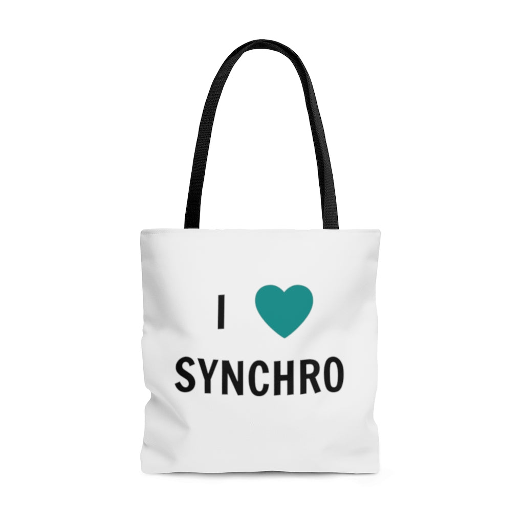 Large Synchro Tote Bag ($CAD)