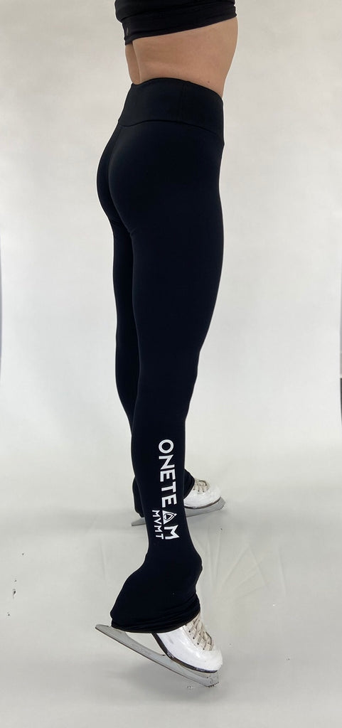 OTM Performance Legging - Basic Black