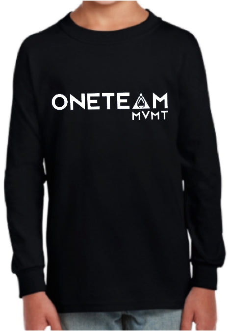 YOUTH Unisex OneTeamMVMT long sleeve